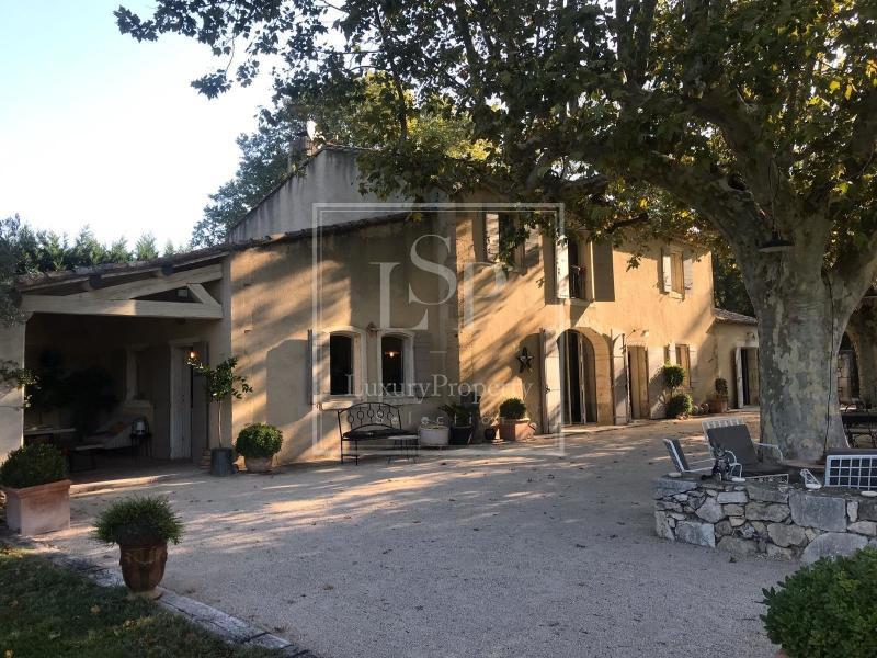 Location Maison de prestige PLAN D'ORGON