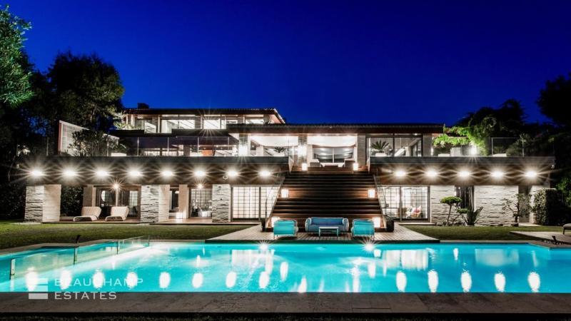 Verkauf Prestige-Villa MOUGINS