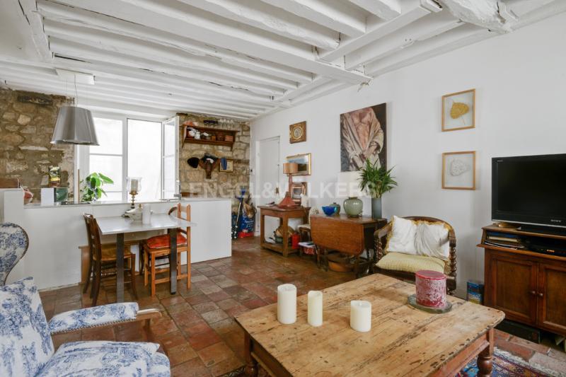 Verkauf Prestige-Wohnung PARIS 4E