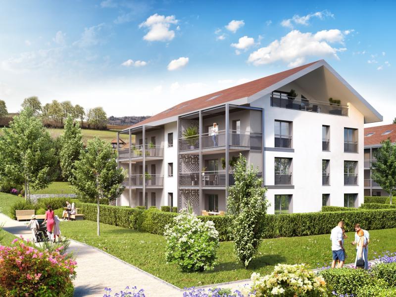 Verkoop Prestigieuze Nieuwbouw appartement METZ TESSY