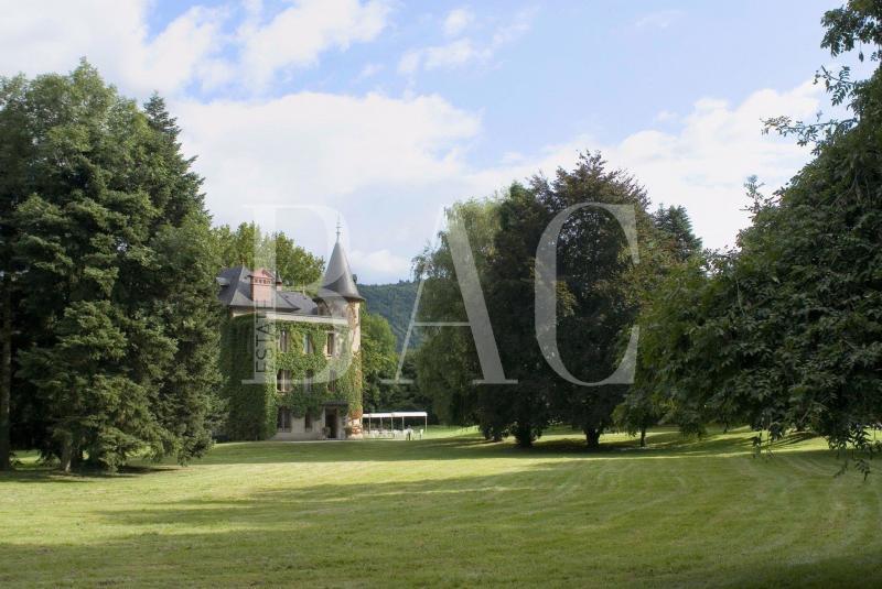 Verkoop Prestigieuze Kasteel/landhuis CHAMBERY