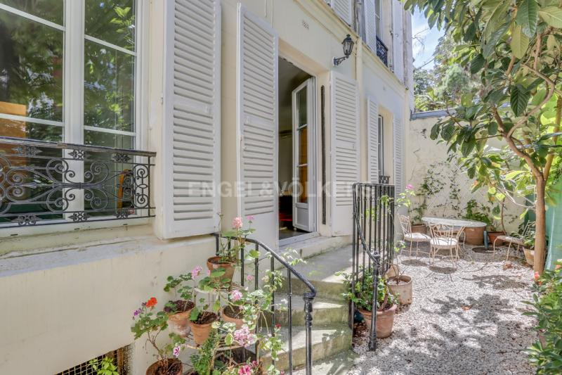 Verkauf Prestige-Wohnung PARIS 9E