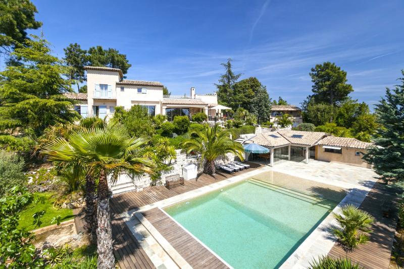 Verkoop Prestigieuze Villa VENCE
