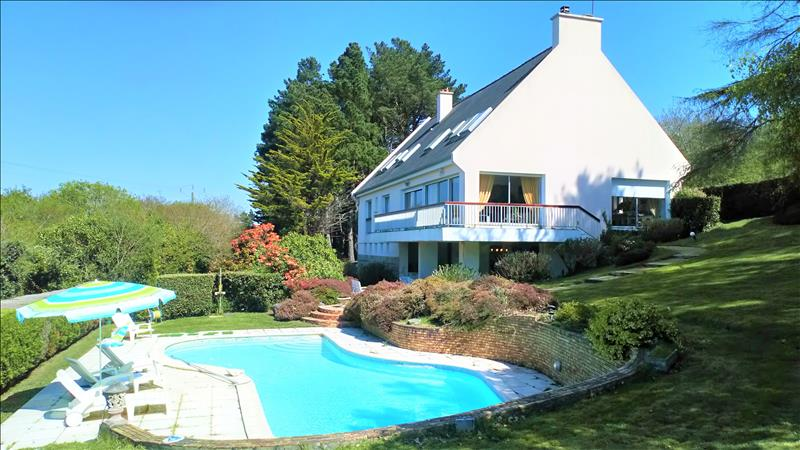 Verkoop Prestigieuze Huis LOGONNA DAOULAS