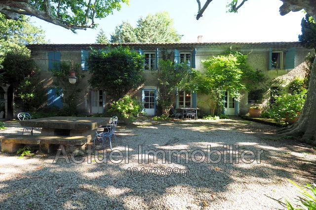 Maison de prestige SAINT REMY DE PROVENCE, 320 m², 5 Chambres, 1165000€