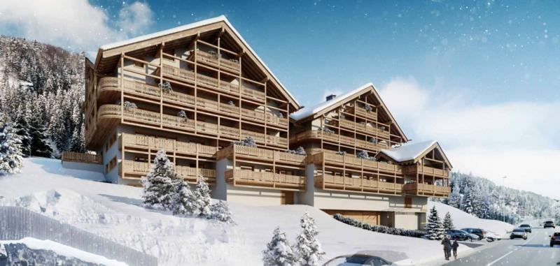 Prestigieuze Appartement Champéry, 124 m², 1250000CHF