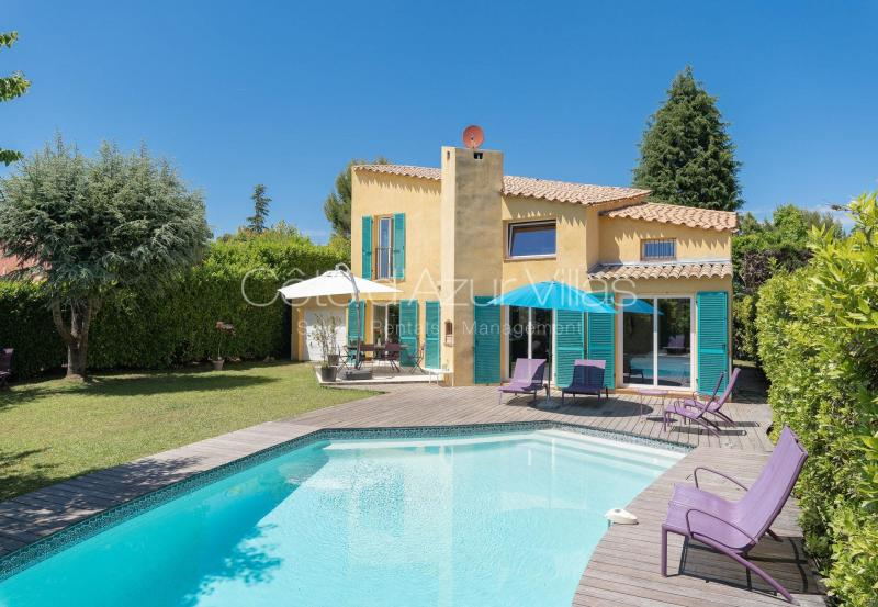 Verhuur Prestigieuze Villa VALBONNE