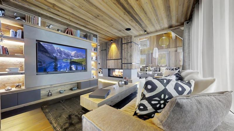 Chalet de luxe à louer MEGEVE, 960 m², 6 Chambres,