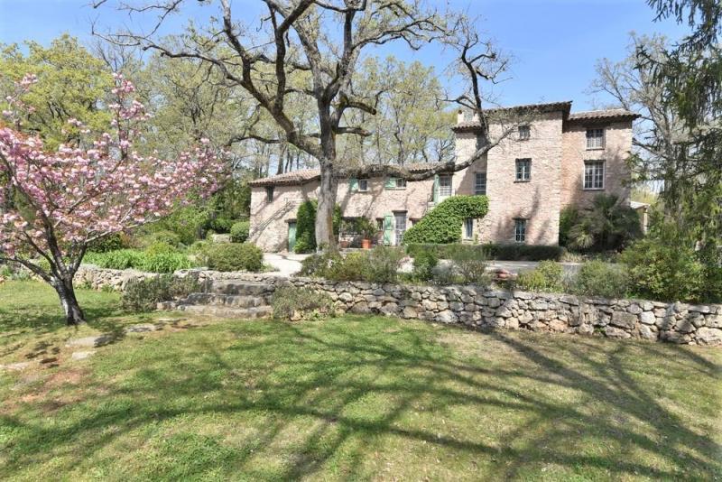 Verkoop Prestigieuze Huis MONTAUROUX