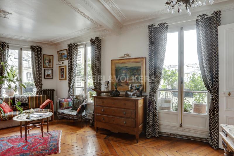 Продажа Квартира класса люкс Париж 9ый