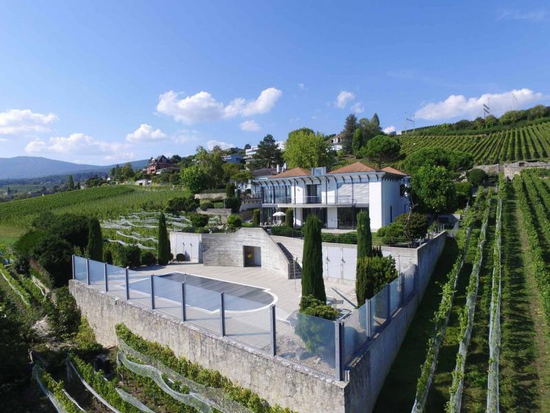 Verkauf Prestige-Villa Auvernier
